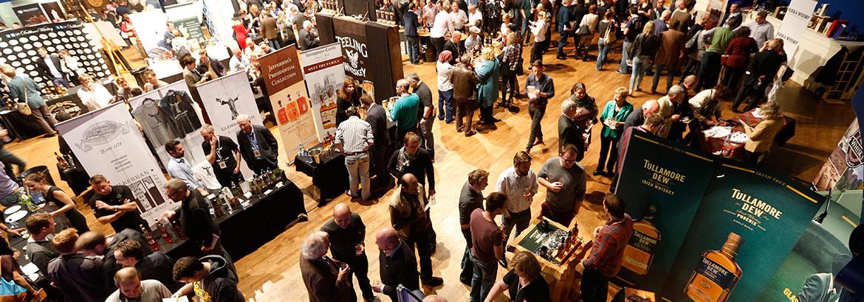 Ireland's Premier Whiskey Tasting Event