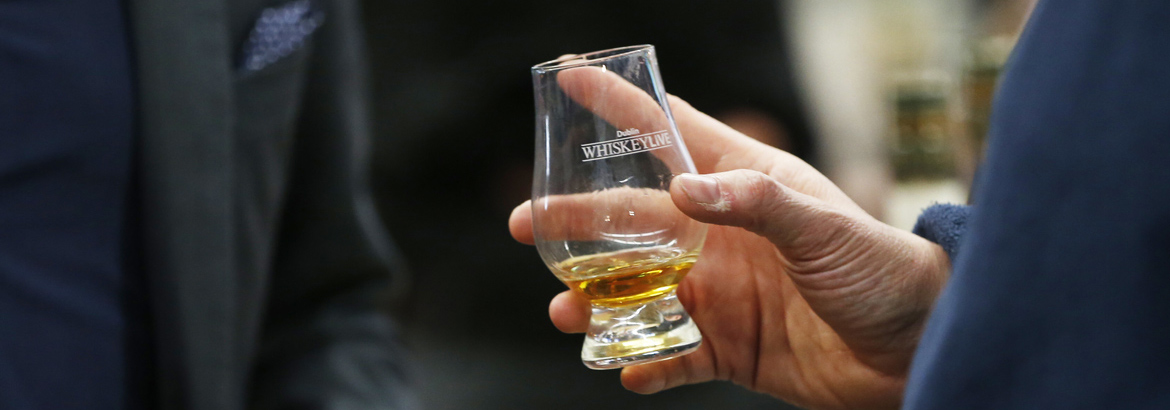 Ireland's Premier Whiskey Tasting Event