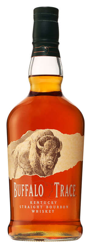Buffalo Trace Bottle Shot