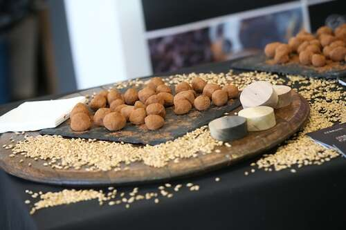 Chocolate Truffles at Midlands Whiskey Experiences