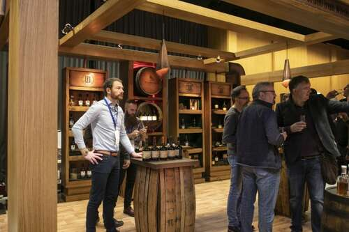 Irish Distillers Stand