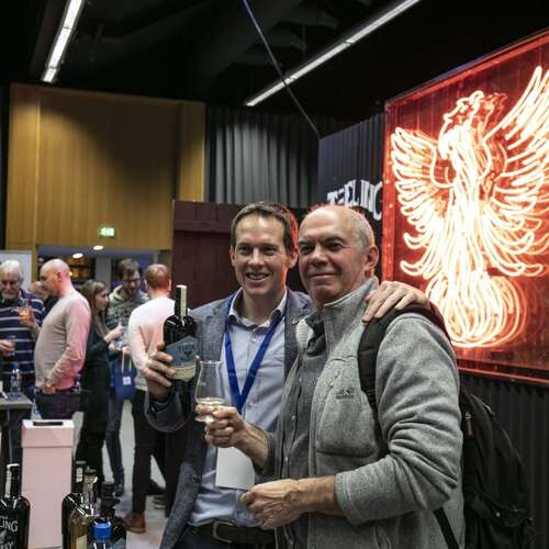 Teeling Whiskey Stand 2