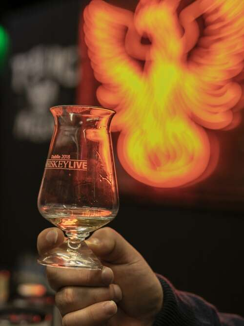 Tuath with Teeling Phoenix